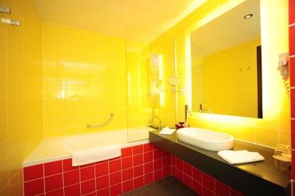 Hotel Safir bagno