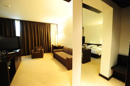Hotel Safir entrata suite