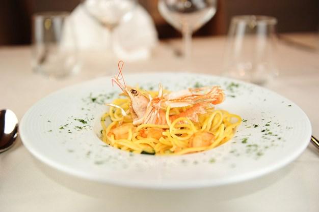 Restaurant Carat pasta