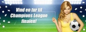 Vind VIP tur til Champions League finalen 2016