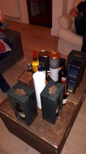 Whisky flessen deel 2