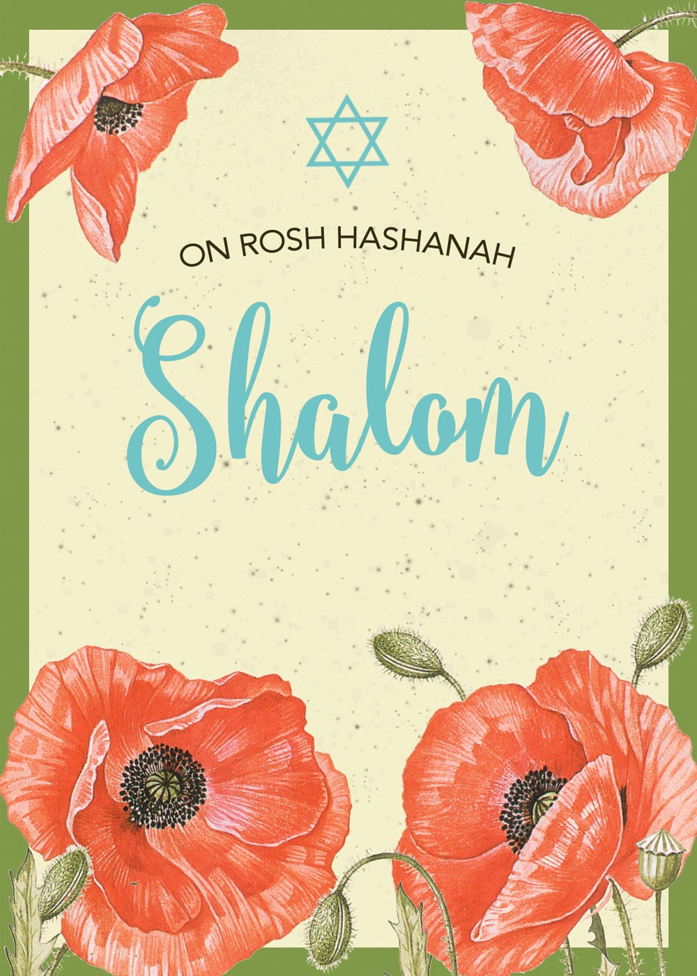 Fullsize Of Rosh Hashanah Cards
