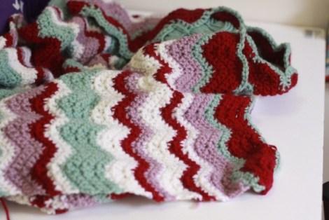 Cook Clean Craft Blanket