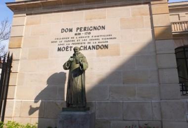 Champagne Moet & Chandon : Dom Perignon