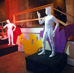 Android Statues