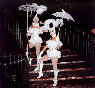 Parasol Girls