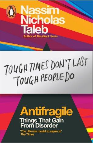 Antifragile (paperback)