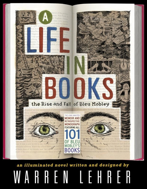 A-Life-In-Books