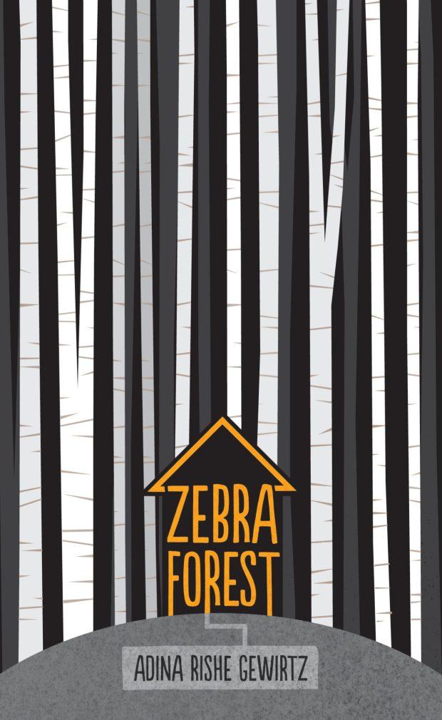 zebra-forest