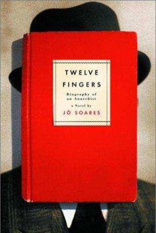 Twelve Fingers by Jo Soares; design by Evan Gaffney (Pantheon June 2001)