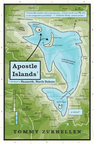 Apostle Islands by Tommy Zurhellen; design by Jamie Keenan (Atticus Books / September 2012)