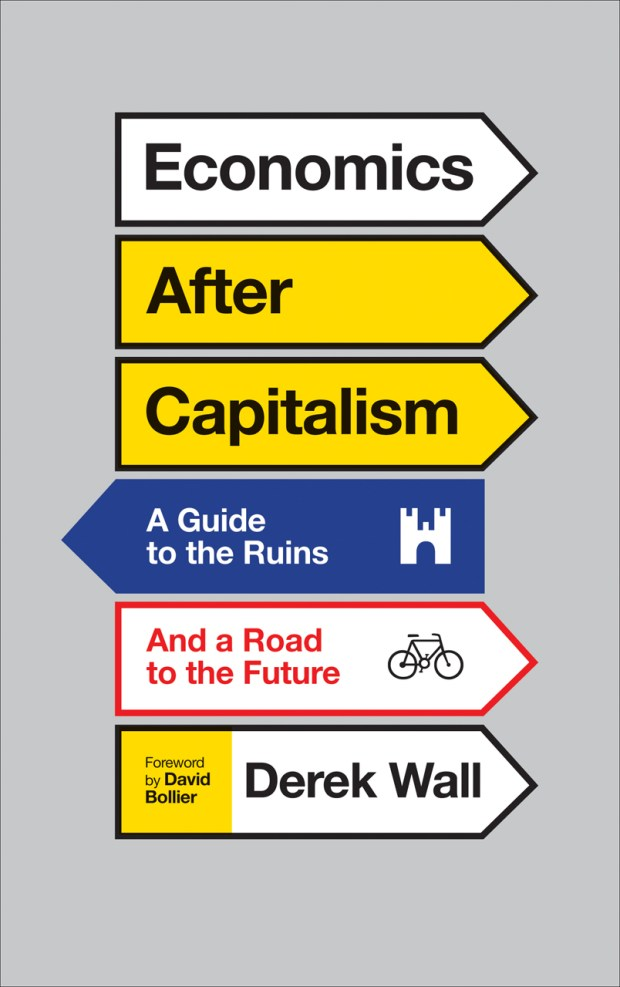 Economics After Capitalism design David Gee