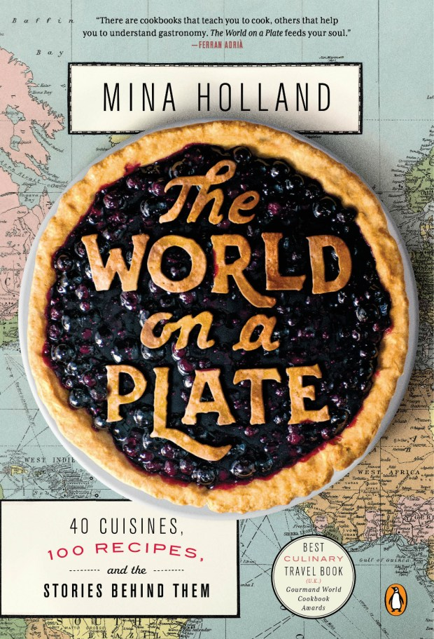 World on a Plate design Nick Misani
