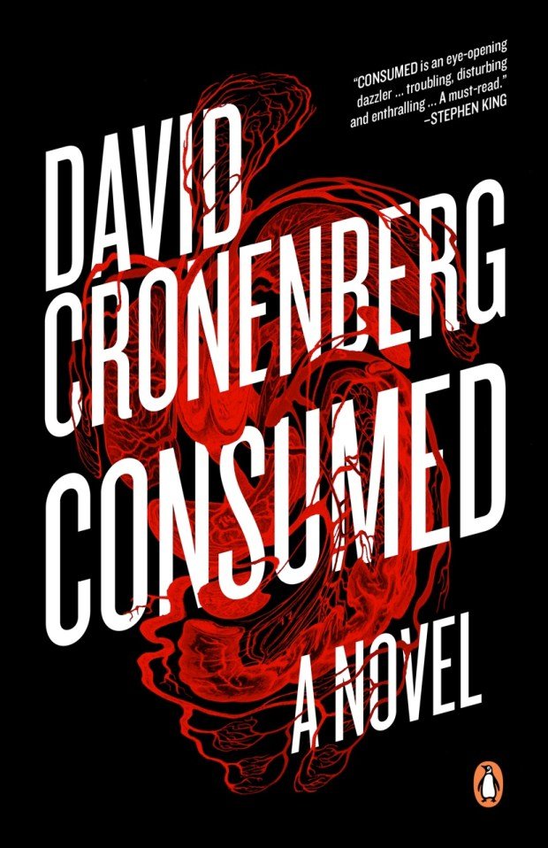Consumed design David A Gee