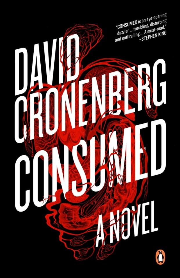 Consumed design David A Gee