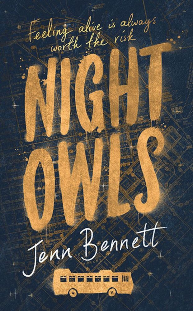 Night Owls design Leo Nickolls
