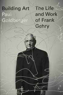 Building Art: The Life and Work of Frank Gehry by Paul Goldberger; design by Peter Mendelsund (Knopf / September 2015)