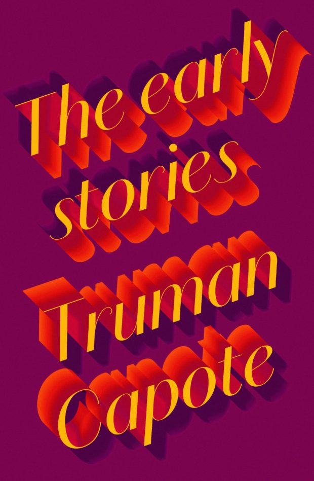 Early Stories of Truman Capote design David Pearson