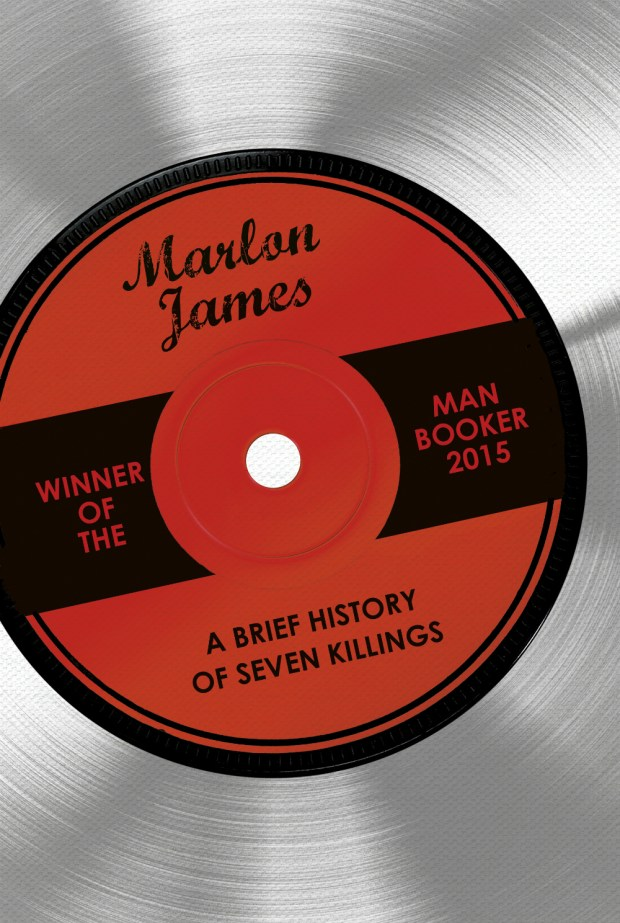 A Brief History of Seven Killings Special Edition design James Paul Jones