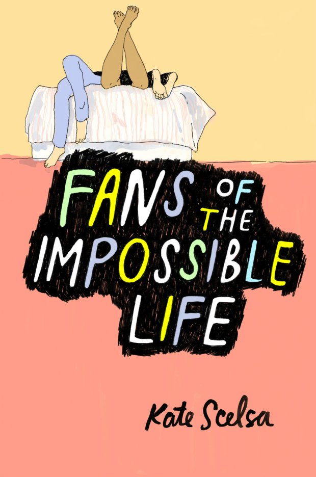 Fans of the Impossible Life design by Jenna Stempel; art by Mia Nolting
