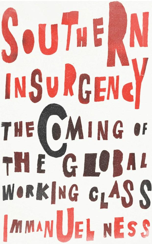Southern Insurgency design by Jamie Keenan
