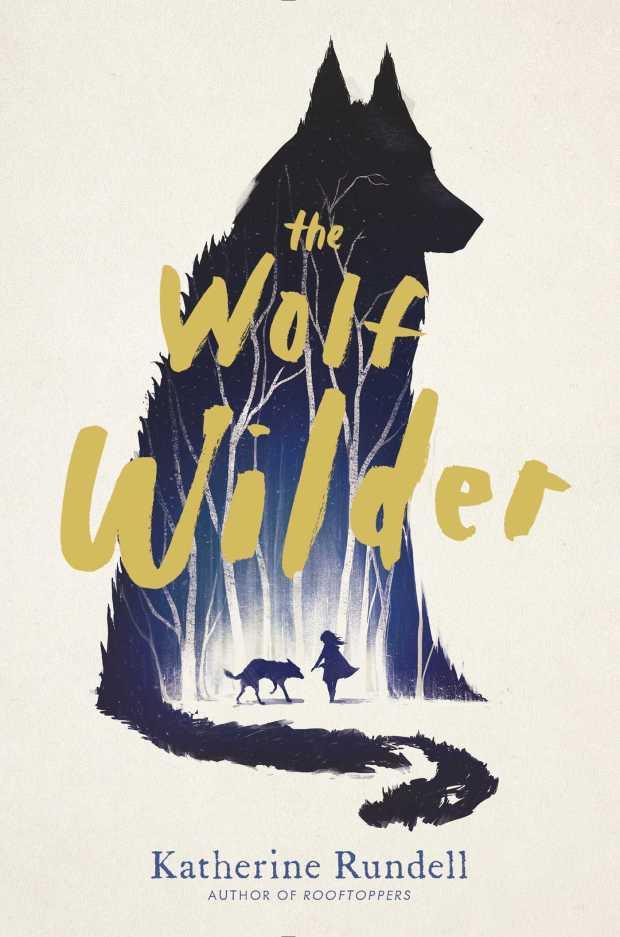 Wolf Wilder illustration Dan Burgess design Lizzy Bromley