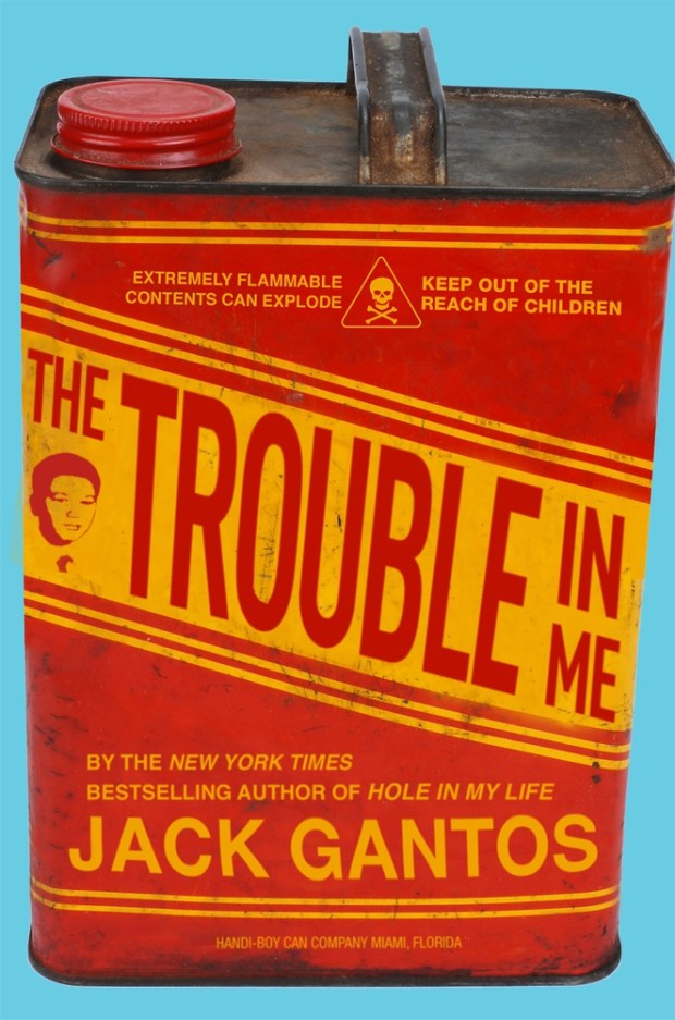 trouble in me