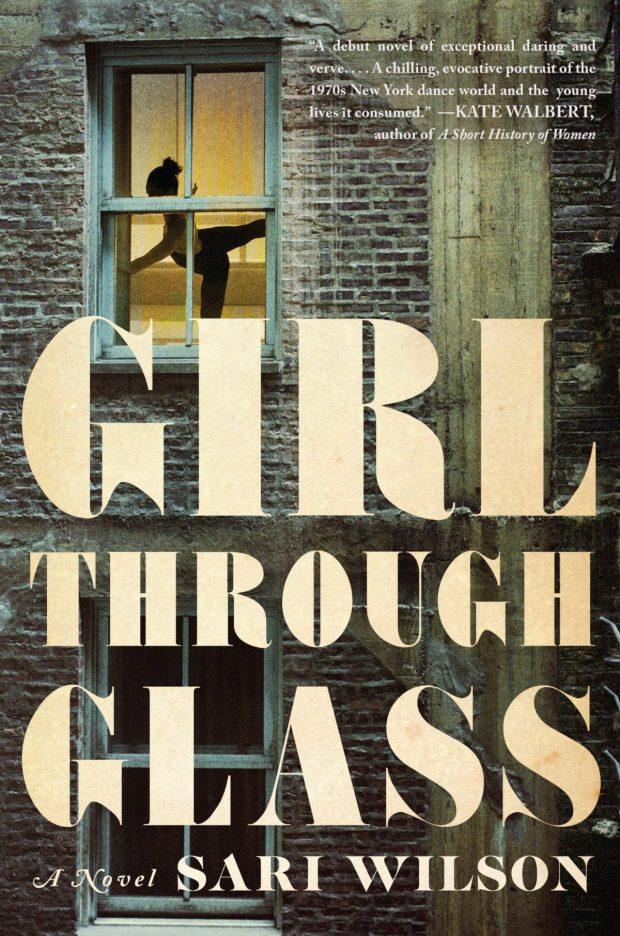 Girl Through Glass design Jaya Miceli