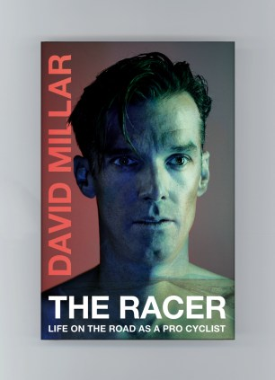 The Racer-David Millar_Front