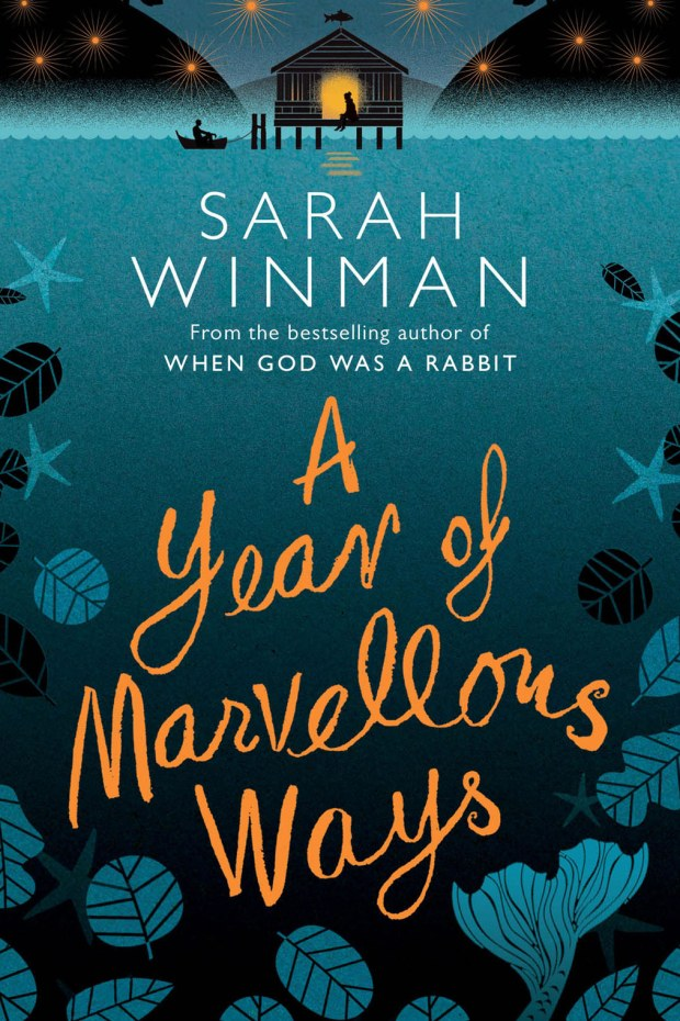 A Year of Marvellous Ways design by Amy Smithson