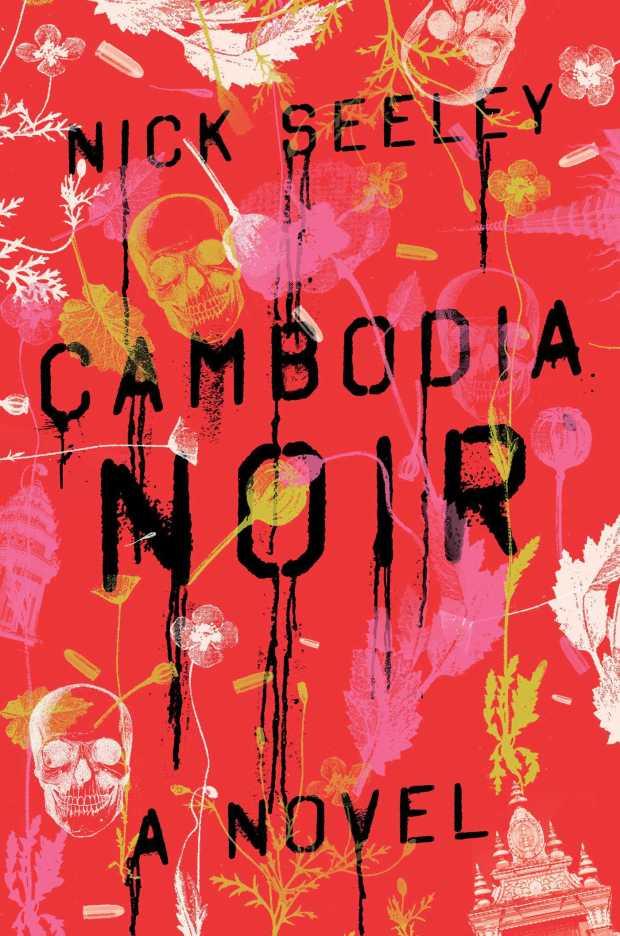 Cambodia Noir design Alex Merto