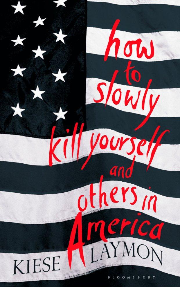 How To Slowly Kill Yourself design Greg Heinimann