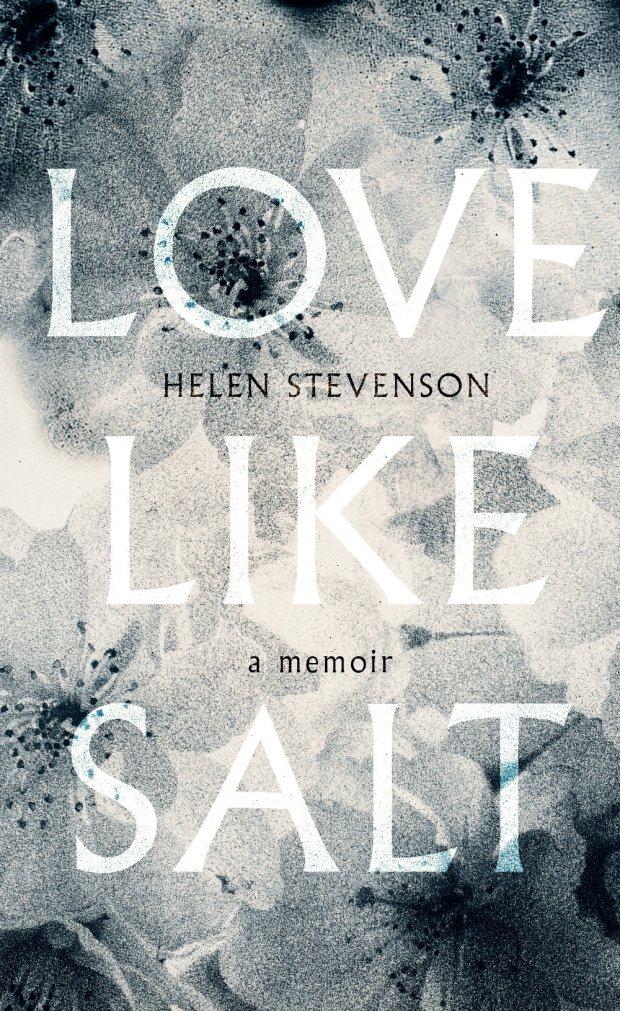 Love Like Salt design Nico Taylor image Sarah Gillespie