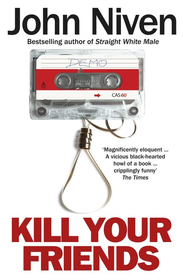 Kill Your Friends design Glenn ONeill photo colin thomas