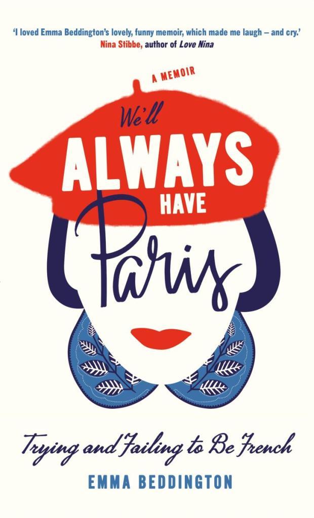Well Always Have Paris design Justine Anweiler