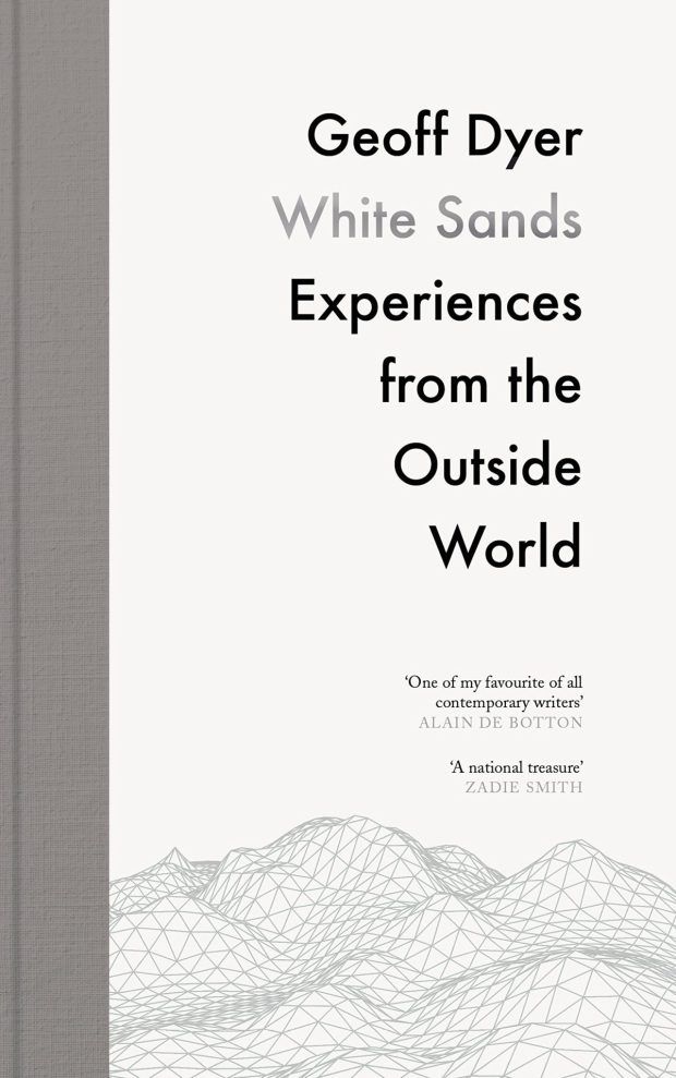 White Sands design Pete Adlington