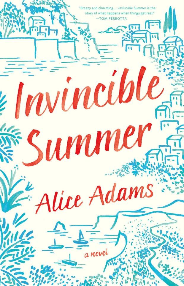 InvincibleSummer design Lauren Harms