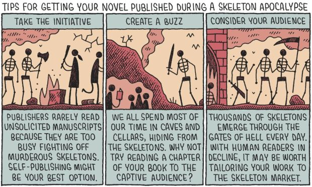 tips-for-getting-your-novel-published