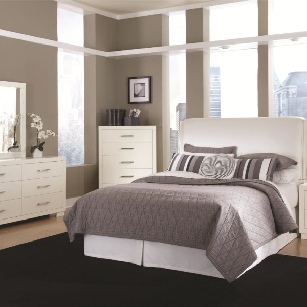 bedroom set jessica collection co white color 4pc bedroom set jessica