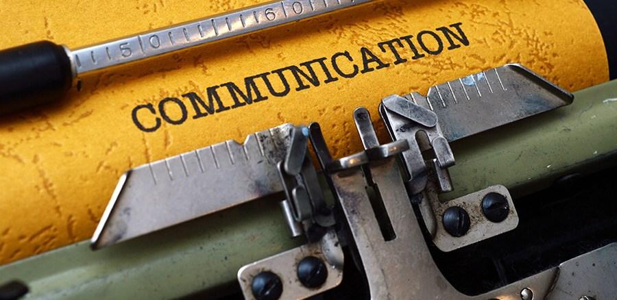 Communication Artwork