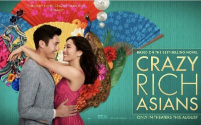 Crazy Rich Asians – Movie Review by Fr. Eric Mah