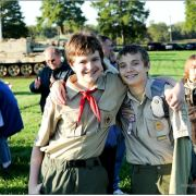 Let Boys be Boys; <br> BSA No Longer Fosters Male Bonding