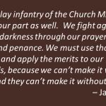 Church Militant: Forward March!