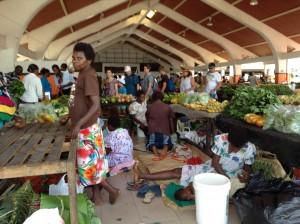 Market Workers