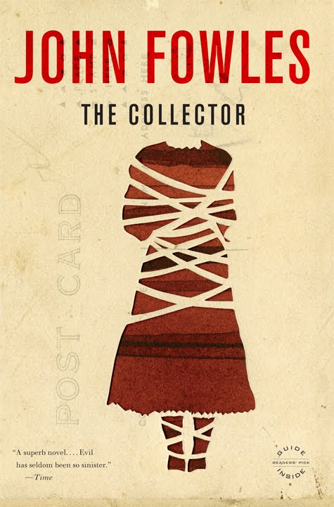 an analysis of the collector by john fowles What's most remarkable about the collector is that for half the book i was totally unimpressed the plot was engaging but the narrative sty other things were supposed to be read first but i'm finding i'm powerless in the grip of john fowles.