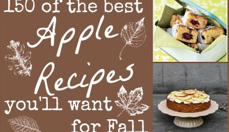 150 Apple recipes for fall
