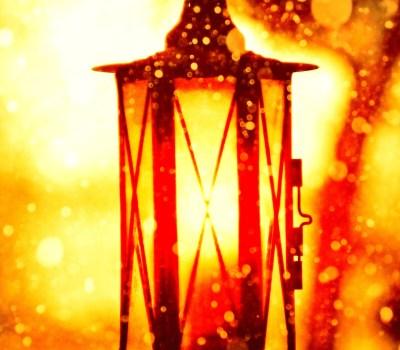 lamplight image
