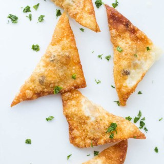 Southwest Wontons | Catz in the Kitchen | catzinthekitchen.com | #wontons #southwest #recipe