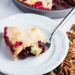 Nantucket Cranberry Pie-4