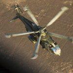 Helicópteros Merlin da RAF: um ano de operações no Afeganistão